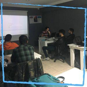 pikselakademi-Mehmet Akif Ersoy Üniversitesi - Zeliha Tolunay Yüksekokulu - unity3d-workshop