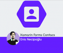 Xamarin Forms Reading Contacts