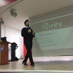 enis necipoğlu unity ile oyun geliştirme semineri