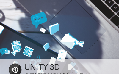 Unity 3D Using Latest C# version (C# 7.1)